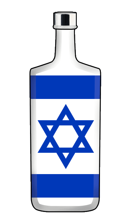 Israelischer Vodka
