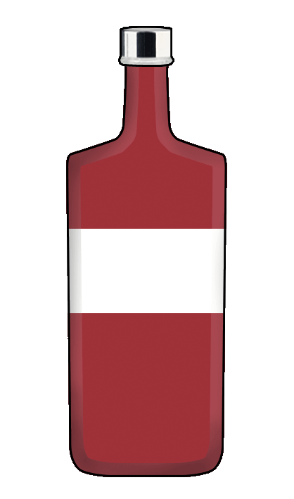Lettischer Vodka
