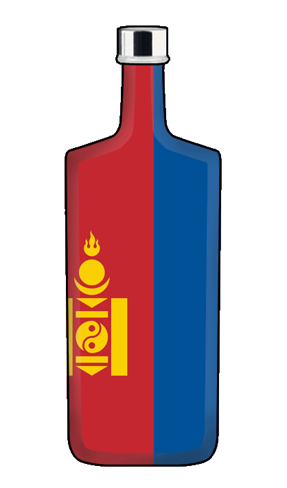 Mongolischer Vodka