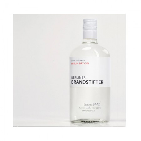 Berliner Brandstifter Dry Gin bestellen, Vodka Shop