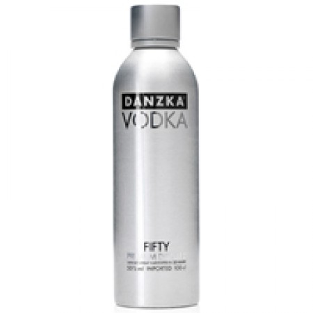 "Danzka Vodka Black ""Fifty"""