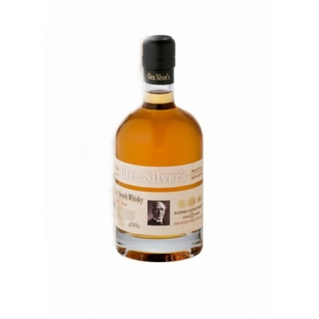 GLEN SILVERS SCOTCH WHISKEY 8 YEARS 0,7 L 40%
