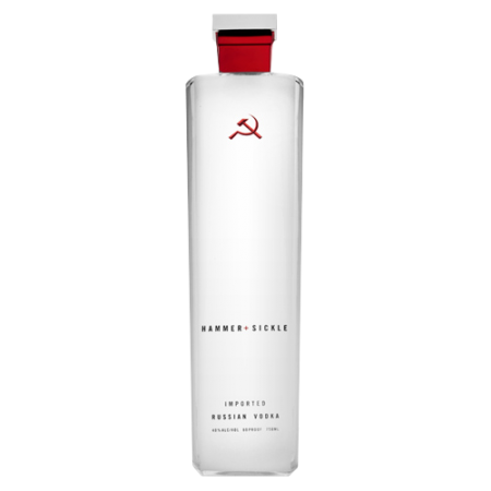 Hammer + Sickle Vodka