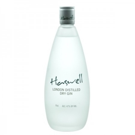 HASWELL LONDON DISTILLED DRY GIN 0,7 L 47%