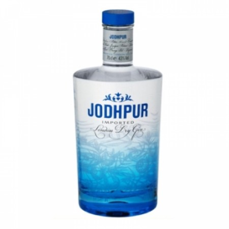 JODHPUR LONDON DRY GIN 43% 0,7L