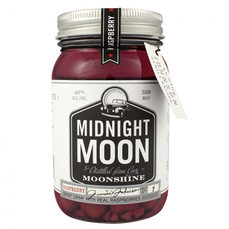 Midnight Moon – Moonshine Raspberry
