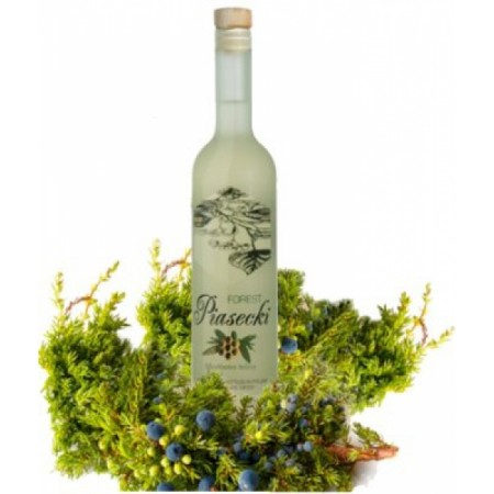 PIASECKI FOREST VODKA LIKÖR 0,5 L 40%