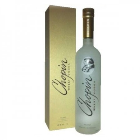 VODKA CHOPIN WHEAT 1,0 L 40% (WEIZEN)