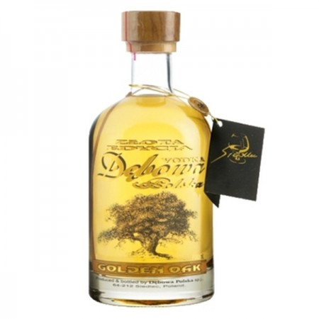 VODKA DEBOWA GOLDEN OAK 0,7L 40%