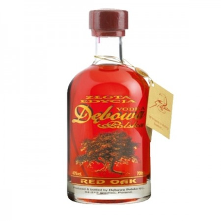 VODKA DEBOWA RED OAK 0,7L 40%