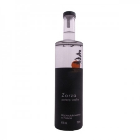 VODKA ZORZA 0,7 L 40% POTATOE VODKA