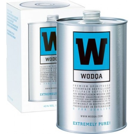 Wodqa in Metalldose 1 L