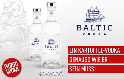 Baltic Potatoe Vodka