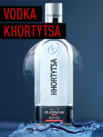 Vodka Khortytsa
